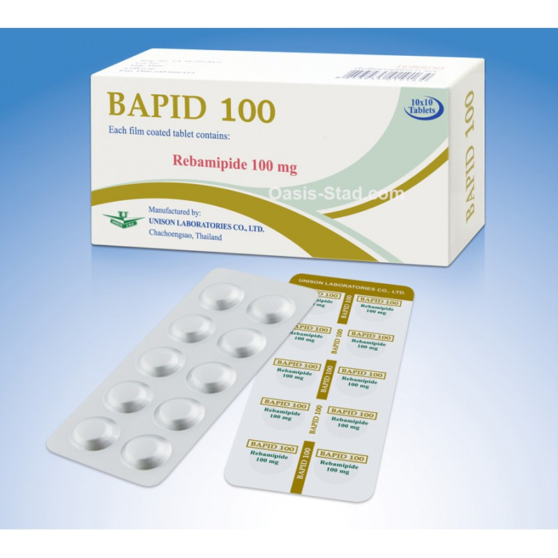 Bapid 100 mg