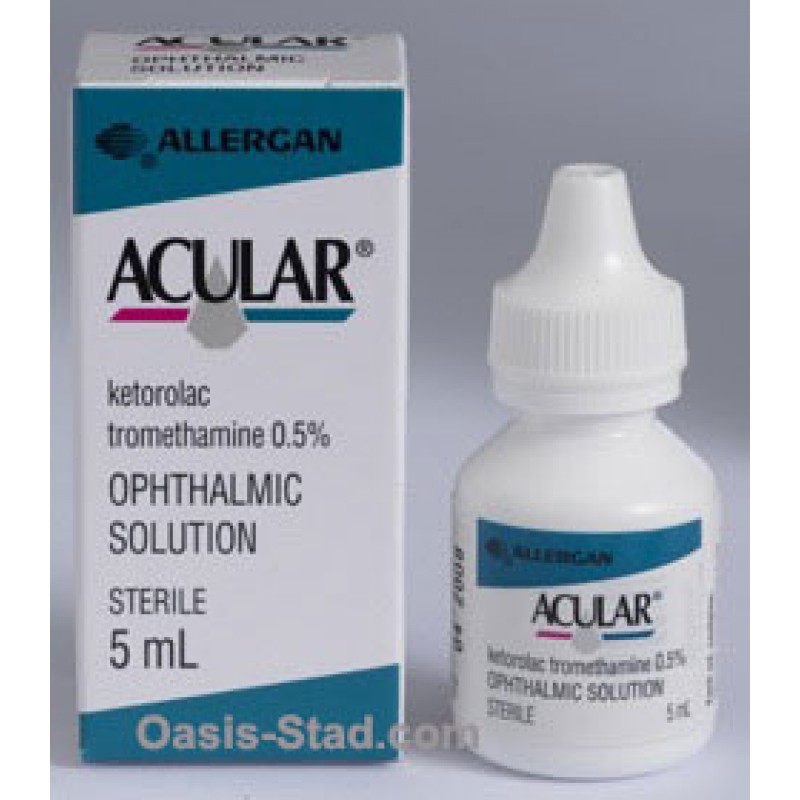Allergan Acular Eye Drops