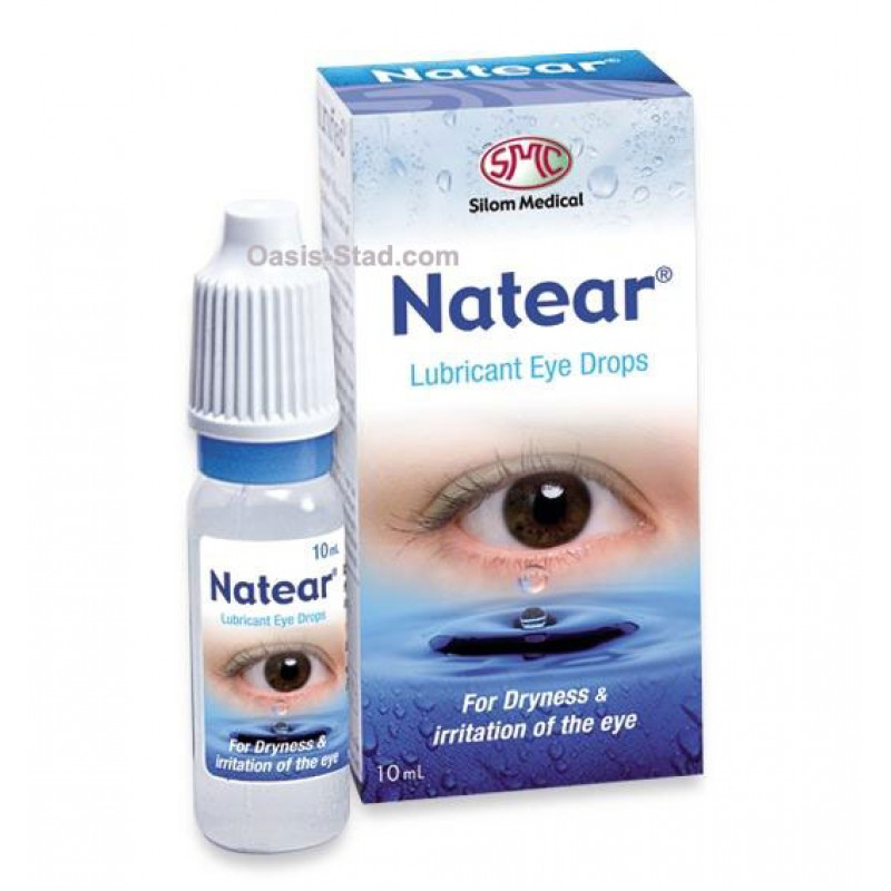 Natear Eye Drops 0.3%
