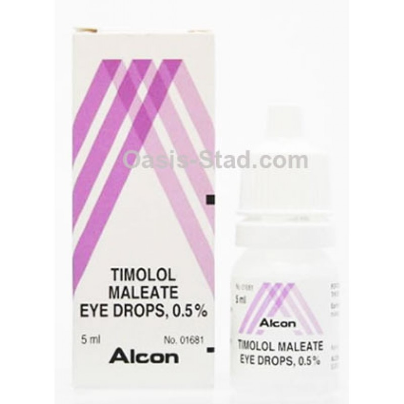 timolol maleate 0 5 eye drop preparation In an asthmatic patient timolol ophthalmic preparation is a  of 05% timolol maleate were administered to the patient's right eye for routine presurgical.