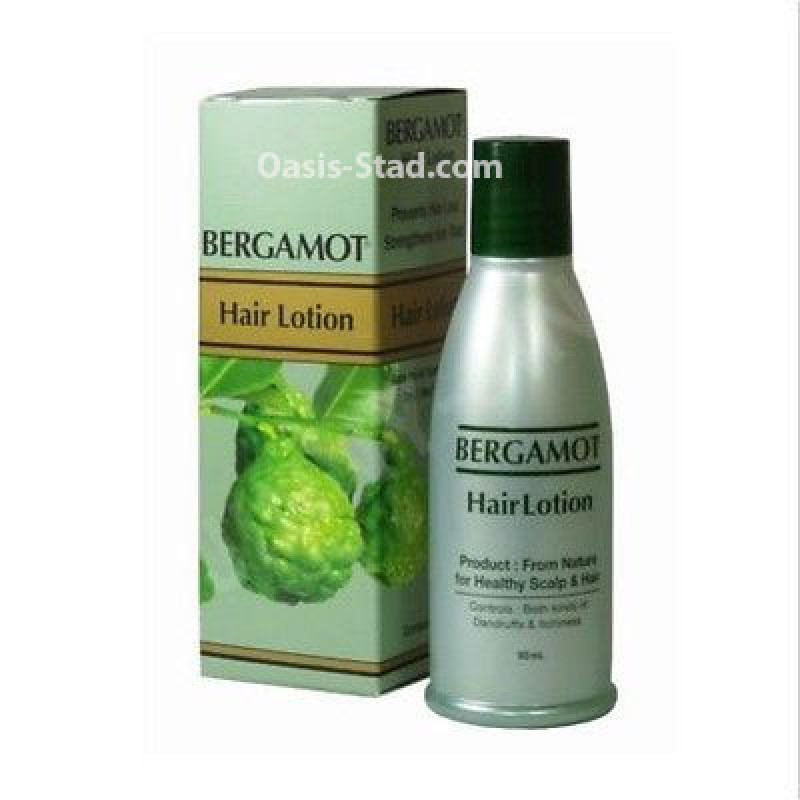 Bergamot  Hair Lotion (Kaffir Lime)