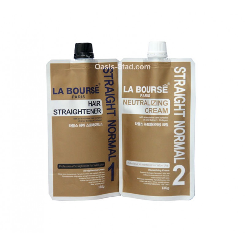 La Bourse Hair Straightener (For Normal Hair)
