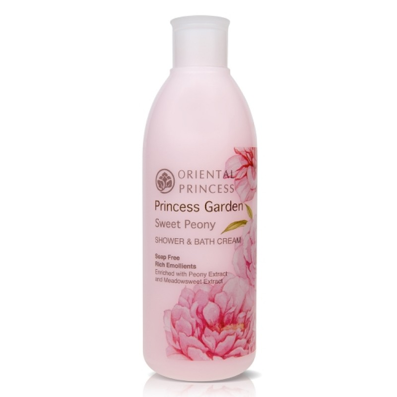 Oriental Princess Sweet Peony Shower & Bath Cream