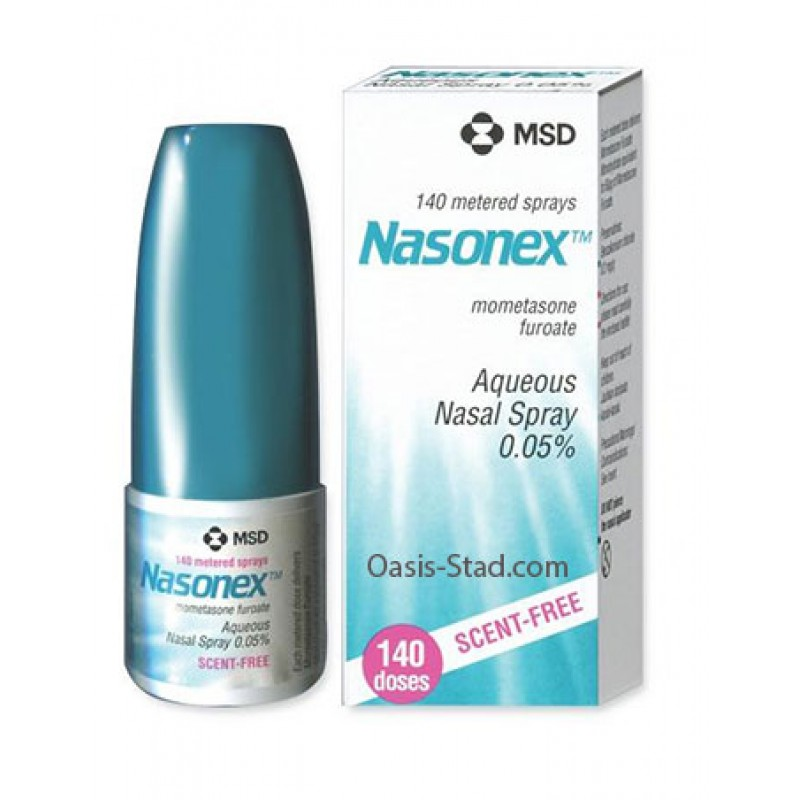 Nasonex Nasal Spray (140 Dose)
