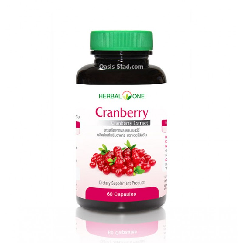Herbal One Cranberry Extract Capsule