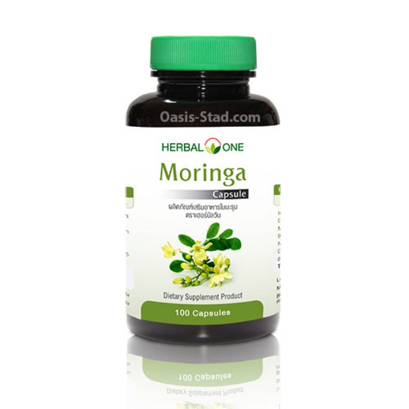 Herbal One Moringa Extract Capsules