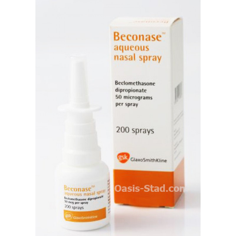 steroid nasal spray chronic sinusitis