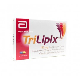 Trilipix 135 mg