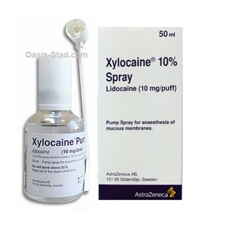 Xylocaine Spray