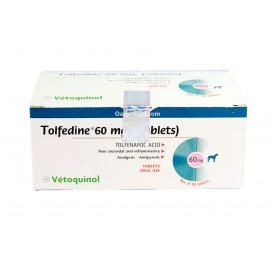 Tolfedine 60 mg (for Dogs)