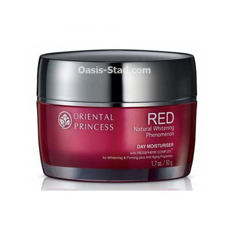 Oriental Princess RED Natural Whitening Phenomenon Day Moisturizer