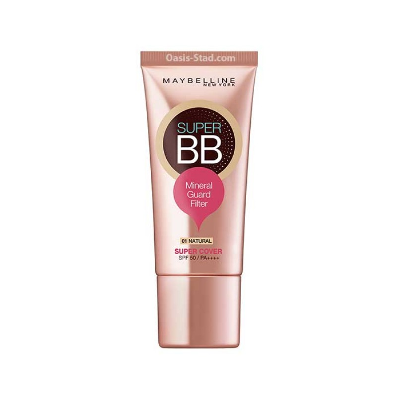 Maybelline Super BB Super Cover Cream SPF 50 PA++++