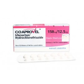 CoAprovel 150/12.5 mg