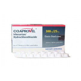 CoAprovel 300/25 mg