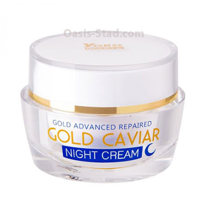 Yoko Gold Caviar Night Cream